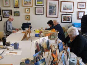Northern Yorke Peninsula Art Group - Accommodation Newcastle