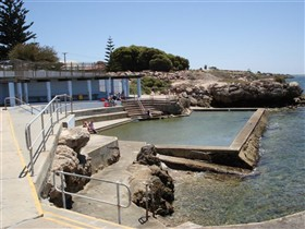 Edithburgh Tidal Pool - Accommodation Newcastle