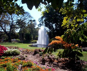 George Brown Darwin Botanic Gardens - Accommodation Newcastle
