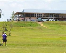 Gove Country Golf Club - Accommodation Newcastle