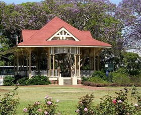 Gympie Memorial Park - Accommodation Newcastle
