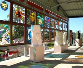 Alpha31 Art Gallery and Sculpture Garden - Accommodation Newcastle