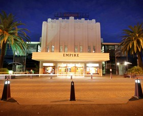 Empire Theatre - Accommodation Newcastle