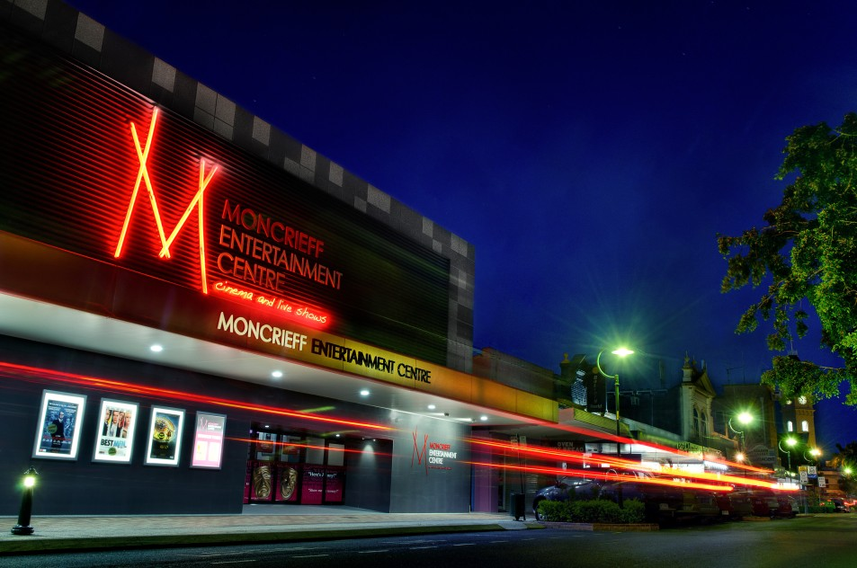 Moncrieff Entertainment Centre - Accommodation Newcastle