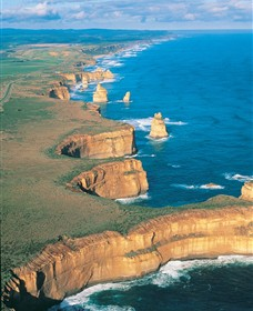 12 Apostles Flight Adventure from Apollo Bay - Accommodation Newcastle
