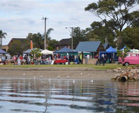 Greenwell Point Riverside Markets - Accommodation Newcastle