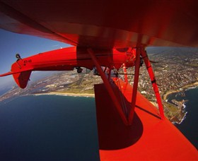 Southern Biplane Adventures - Accommodation Newcastle