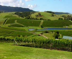 Crooked River Winery - Accommodation Newcastle