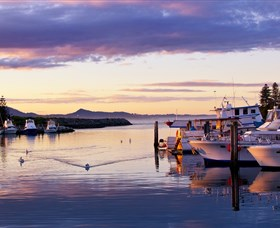 Bermagui Fishermens Wharf - Accommodation Newcastle
