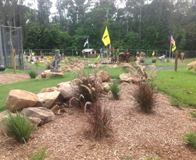 The Cove Miniature Golf Course - Accommodation Newcastle
