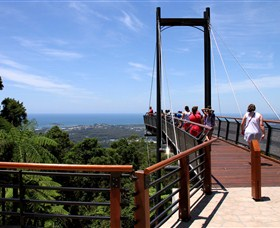 Sealy Lookout - Accommodation Newcastle