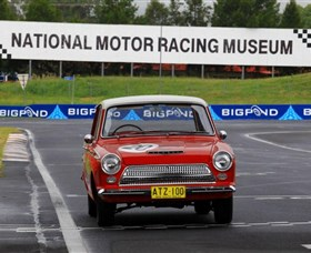 National Motor Racing Museum - Accommodation Newcastle