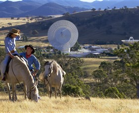 Canberra Deep Space Communication Complex - Accommodation Newcastle