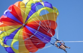 Port Stephens Parasailing - Accommodation Newcastle