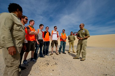 Aboriginal Tours and Sand Dune Adventures - Accommodation Newcastle
