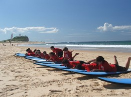 Surfest Surf School - Accommodation Newcastle