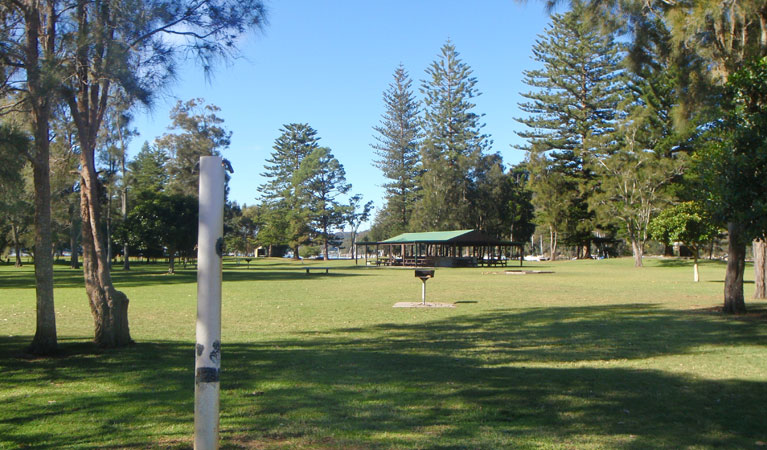 The Basin picnic area - Accommodation Newcastle