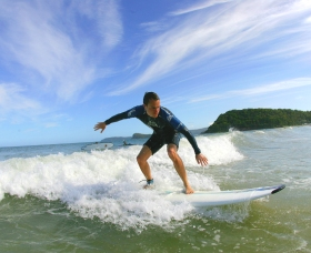 Central Coast Surf School - Accommodation Newcastle