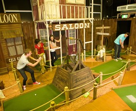 Mega Mini Golf - Accommodation Newcastle