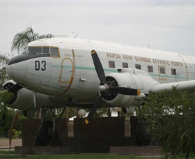 Big Plane in Moree - Accommodation Newcastle
