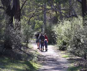 Syd's Rapids and Aboriginal Heritage Trail Avon Valley - Accommodation Newcastle