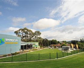 Snowy Mountains Hydro Discovery Centre - Accommodation Newcastle