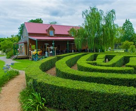 Amazement Farm and Fun Park / Cafe and Farmstay Accommodation - Accommodation Newcastle