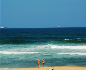Merewether Beach - Accommodation Newcastle