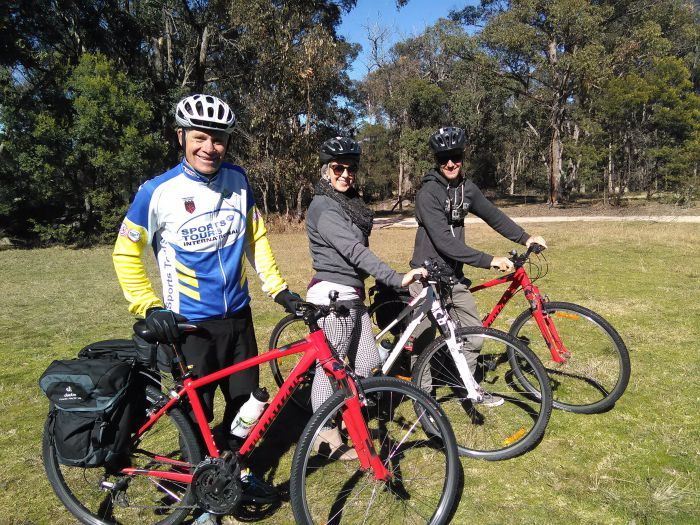Granite Belt Bicycle Tours and Hire - Accommodation Newcastle