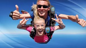 Skydive Oz Canberra - Accommodation Newcastle