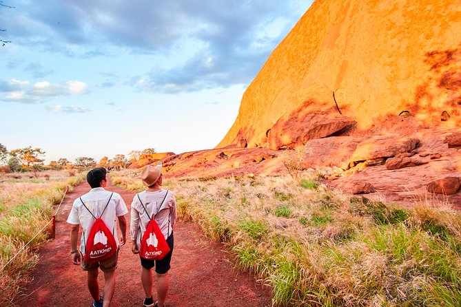Uluru Sunrise and Guided Base Walk - Accommodation Newcastle