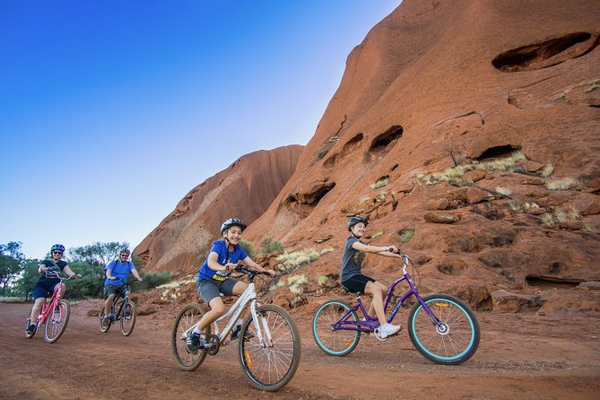 Outback Cycling Uluru Bike Ride - Accommodation Newcastle