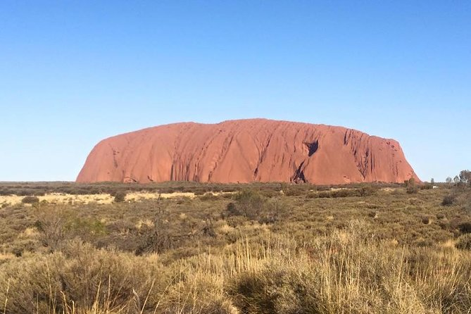Highlights of Uluru Including Sunrise and Breakfast - Accommodation Newcastle