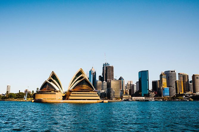 2-Day Combo Sydney City Tour Sydney Harbour Lunch Cruise and Blue Mountains Day Trip - Accommodation Newcastle