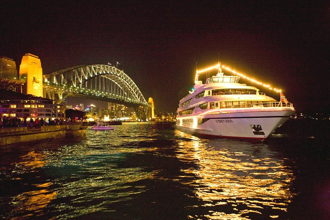 Sydney Harbour Dinner Cruise - Accommodation Newcastle