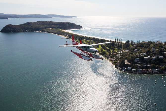 Gourmet Lunch at Jonah's by Seaplane from Sydney - Accommodation Newcastle