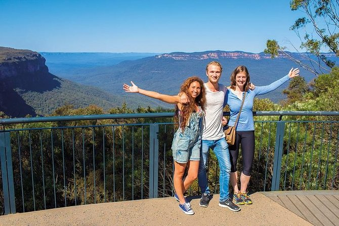 All-Inclusive Blue Mountains Day Trip and River Cruise - Accommodation Newcastle