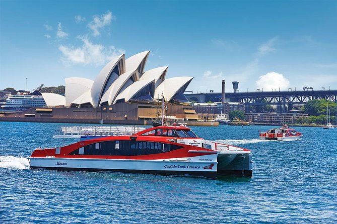 Sydney Harbour Hop-on Hop-off Cruise - Accommodation Newcastle