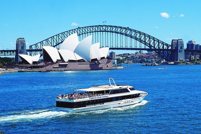 Sydney Harbour Coffee Cruise - Accommodation Newcastle