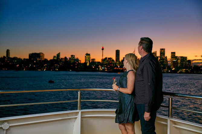 Sydney Harbour Sunset Dinner Cruise - Accommodation Newcastle