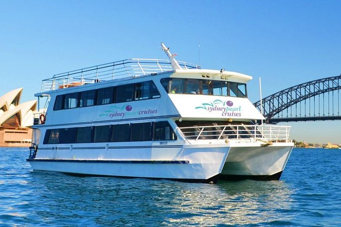 Christmas Day 3 hour Sydney Harbour Lunch Cruise inc. Christmas Buffet and DJ - Accommodation Newcastle