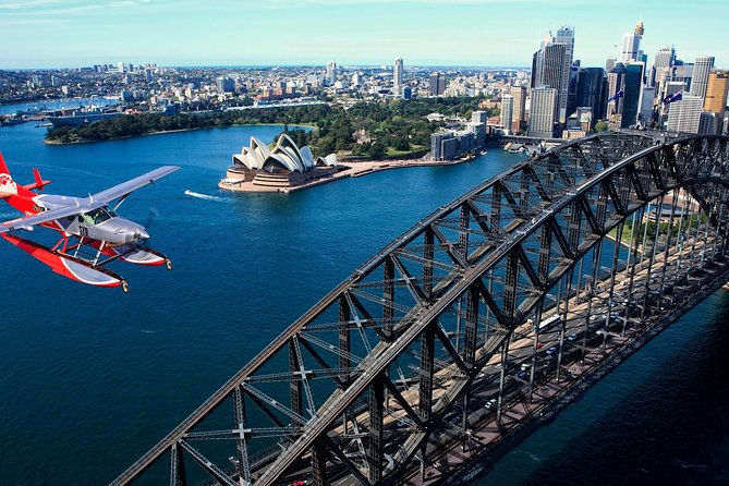 Sydney Scenic Flight by Seaplane - Accommodation Newcastle