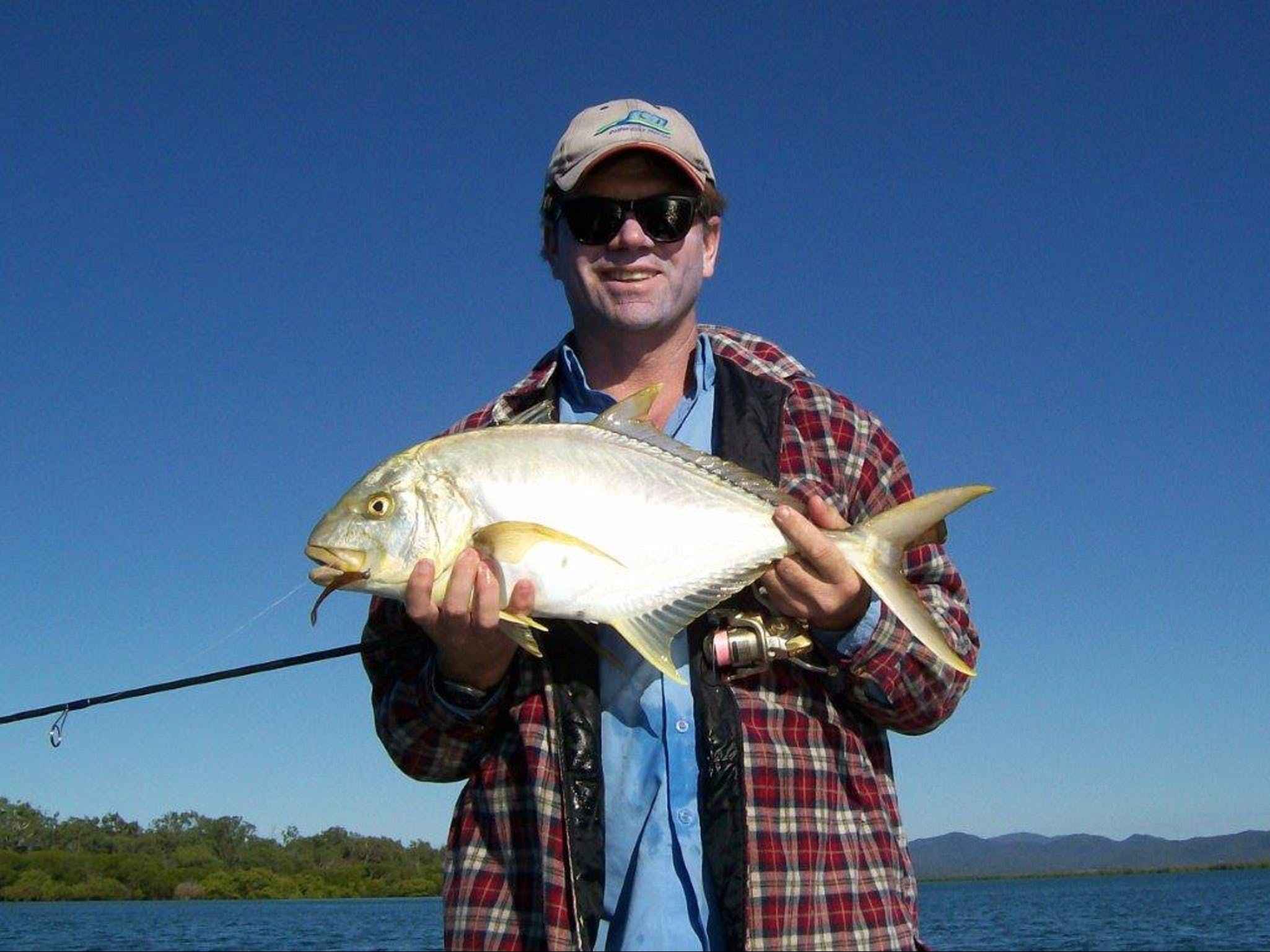 Barramundi to Trevally  A Seaforth Fishing Adventure - Accommodation Newcastle