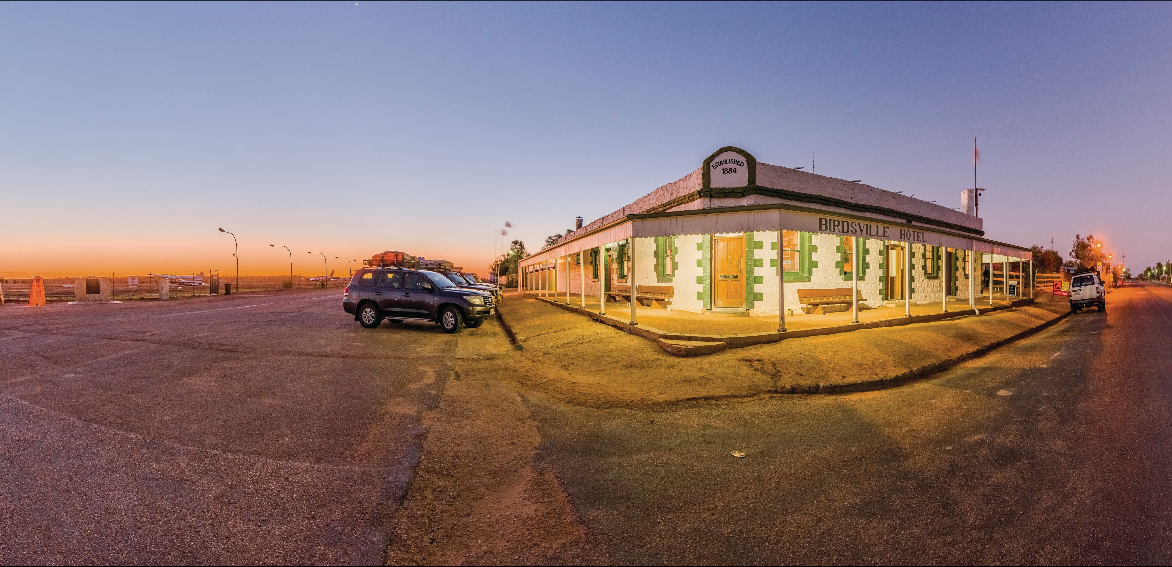 Far West Adventure Drive - Accommodation Newcastle