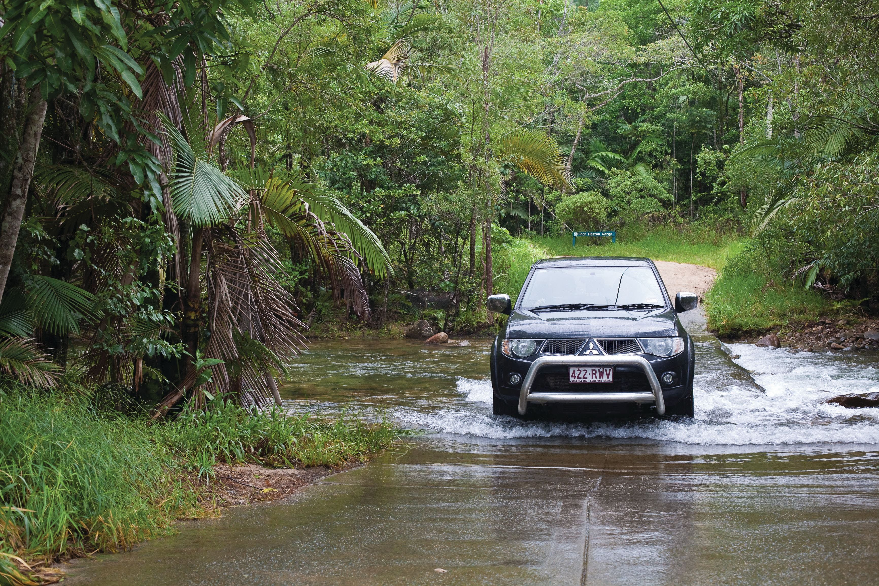 The Pioneer Valley and Eungella National Park - Accommodation Newcastle