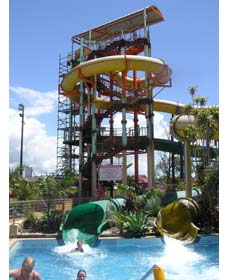 Ballina Olympic Pool and Waterslide - Accommodation Newcastle