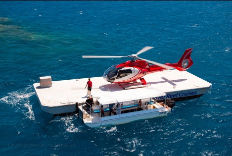 GBR Helicopters - Accommodation Newcastle