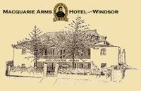 Macquarie Arms Hotel - Accommodation Newcastle