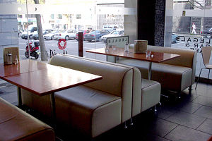 Legals Cafe And Bar - Accommodation Newcastle