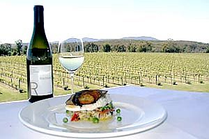 Rochford Winery Restaurant - Accommodation Newcastle